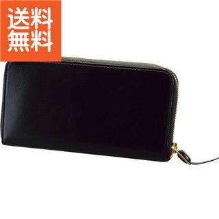【生活応援セール】【送料無料】|手塗りオイルレザー ラウンドファスナー長財布|〈TA45ー01〉【60s】(bo) 内祝い お返し プレゼント 自家消費