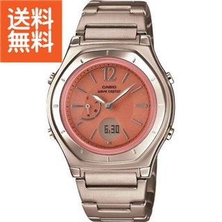 【生活応援セール】【送料無料】|カシオ ウェーブセプター ソーラー電波レディース腕時計|〈LWA‐M160D‐4A1JF〉【60s】(bo) 内祝い お返し プレゼント 自家消費