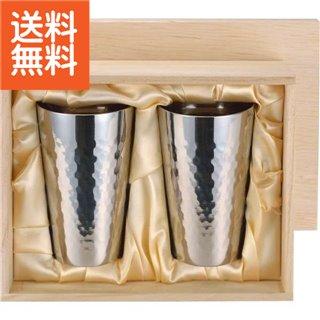 【生活応援セール】【送料無料】|食楽工房 ペアチタンカップ|〈TW-2〉【60s】(bo) プレゼント