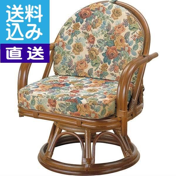 【直送/送料無料】籐回転座椅子〈H27TK771〉 内祝い お返し プレゼント 贈り物 プレゼント 成人式 成人内祝い 成人祝い ランキング【直送】 成人式 成人内祝い 成人祝い ランキング(bo)