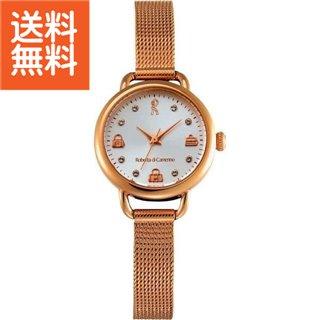 【送料無料】ロベルタ バッグモティーフ レディース腕時計(ピンクゴールド)〈RC7771-B19〉(co) 内祝い お返し プレゼント 自家消費【60s】 ギフト ランキング