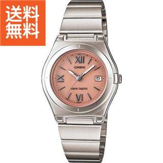 【送料無料】カシオ ソーラー電波レディース腕時計(ピンク)〈LWQ-10DJ-4A1JF〉(do) 内祝い お返し プレゼント 自家消費【60s】
