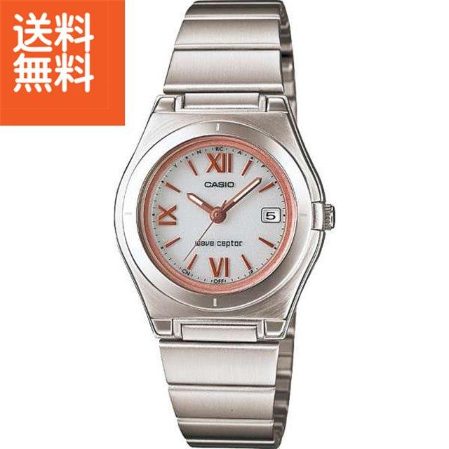 祝令和セール  【送料無料】カシオ ソーラー電波レディース腕時計(ホワイト/ピンク)〈LWQ-10DJ-7A2JF〉 内祝い お返し プレゼント 自家消費【60s】 ギフト ランキング(bo)