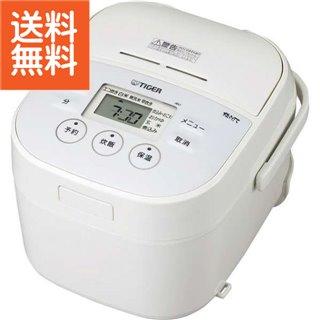 【送料無料】タイガー マイコン炊飯ジャー(3合)(ホワイト)〈JBU-A551W〉 内祝い お返し プレゼント 自家消費【100s】 ギフト ランキング(bo)
