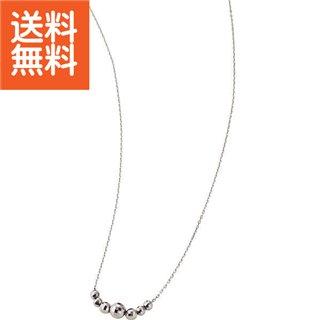 【送料無料】プラチナデザインネックレス〈4062〉(be) 内祝い お返し プレゼント 自家消費【60s】