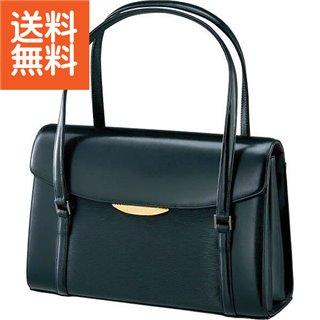 【送料無料】ユミ・カツラ フォーマルバッグ(ブラック)〈KY-2251〉(bo) 内祝い お返し プレゼント 自家消費【80s】