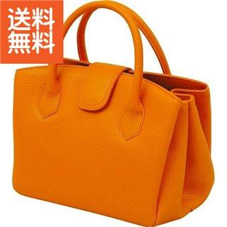 【生活応援セール】【送料無料】|日本製牛革ジャバラ式手提げバッグ|〈B17-105CA〉【80s】(bo) 内祝い お返し プレゼント 自家消費