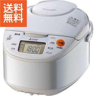 【送料無料】三菱 IHジャー炊飯器(5.5合)〈NJ-NH106-W〉(be) 内祝い お返し プレゼント 自家消費【100s】 お歳暮 ランキング
