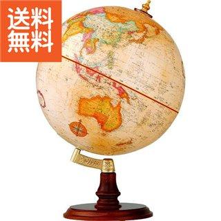 【送料無料】リプルーグル地球儀 クランブルック型 日本語版(ブラウン)〈31470〉(ao) 内祝い お返し プレゼント 自家消費【140s】 ギフト ランキング