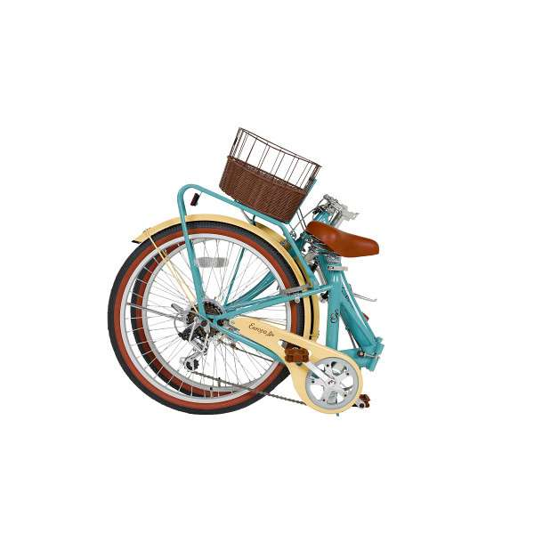 【直送/】シンプルスタイル 24型低床フレーム折りたたみ自転車  2台組〈SS−LD246RBS+PBR8[×2]〉 内祝い お返し プレゼント 自家消費【直送】 ギフト ランキング(bo)