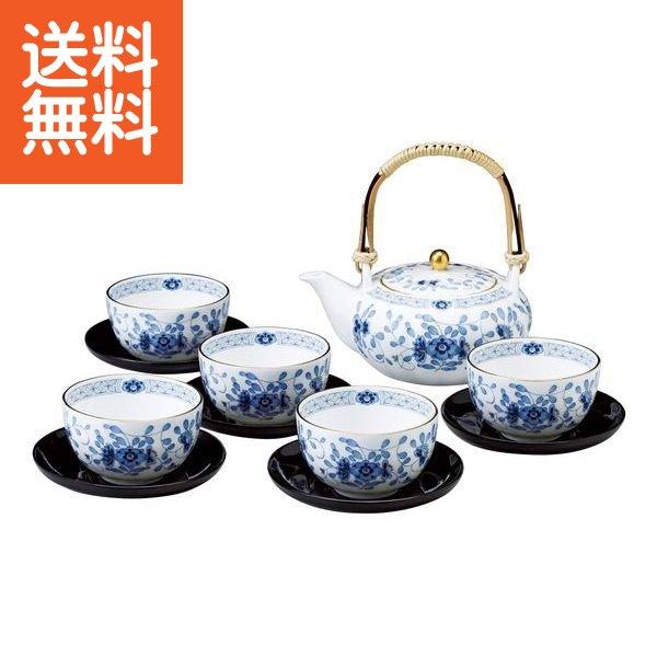 【送料無料】|ナルミ ミラノ 茶器揃い(茶托付)|〈9682-23031〉[W-F](be)引き出物 器 うつわ 食器 出産内祝い ギフト
