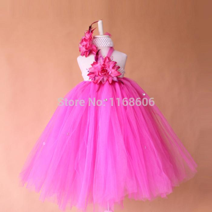 e8b79f89e dress up flower girl Tull □ girls / children's costume costumes / Princess  / Halloween