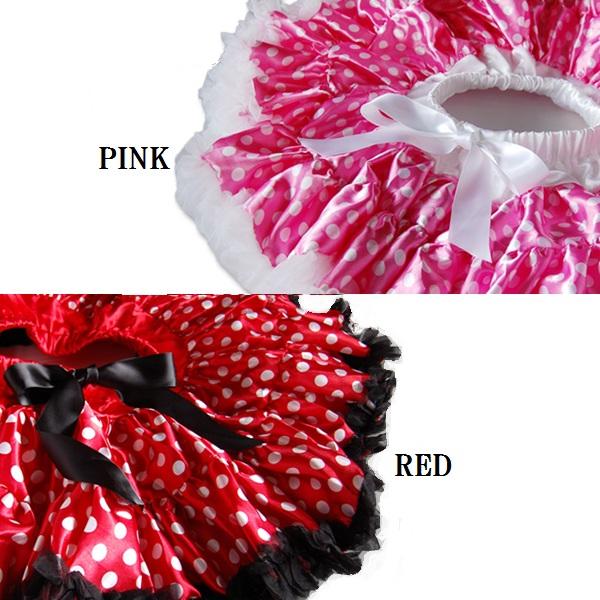 0450eae1b ... Pannier tutu □ Princess-wardrobe petticoat skirt skirt tutu pannier dot  pattern medium size □
