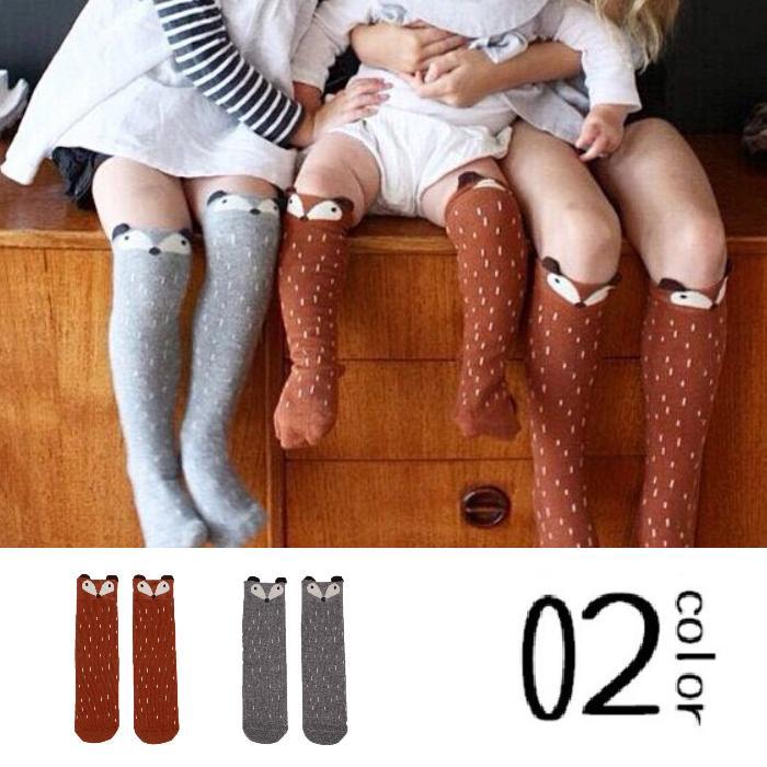 Suzuya Rakuten Ichiba Kids Baby Socks Fox Socks S M L