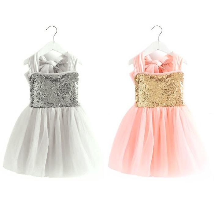 acd0c185f Korea kids clothes dress □ span call tulle Princess 100 cm/110 cm / cm ...
