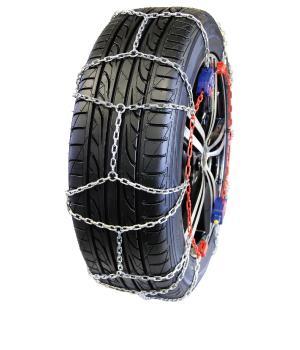 タイヤチェーンAutoTracオートトラック取付簡単、自動増し締め機能メーカー希望小売価格¥16000(税別)