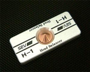 ★送料無料★SEVヘッドバランサーH-1全車種対応!効果絶大!