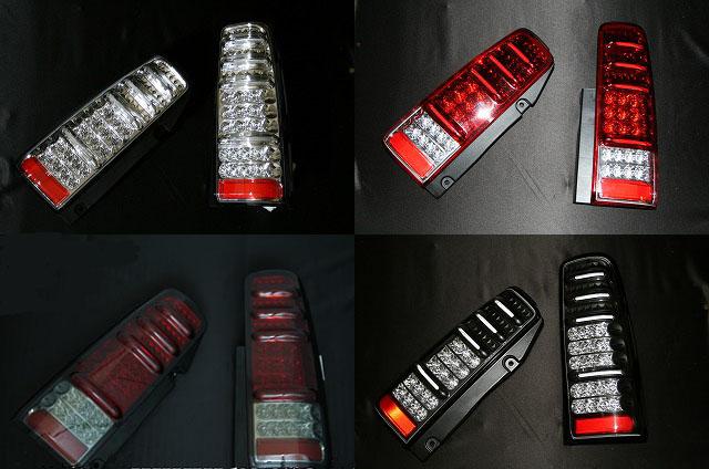 スズキジムニーJB23W 1~10型mBLO サンダーテールランプ