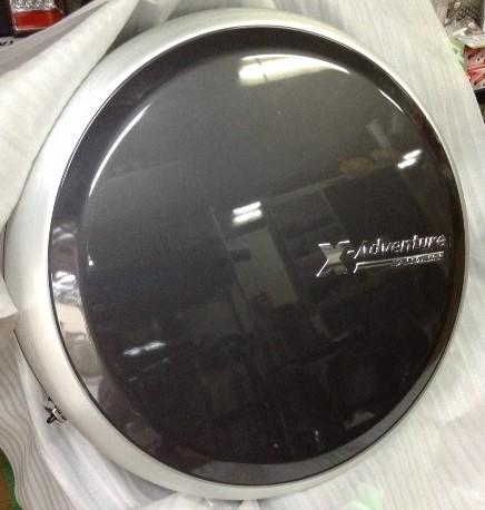 スズキジムニー JB23W 限定車スペアタイヤハウジングX-Adventure 16インチ 新品定価\48,000(税別)