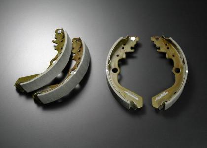 スズキハスラーMR31SハスラーMR31Sブレーキシュー[type-e](リヤドラムブレーキ用)定価¥9,500(税別)【モンスタースポーツ製MM】
