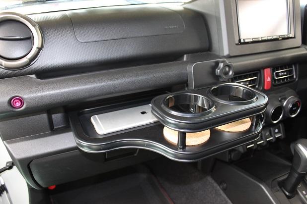 タニグチ製スズキジムニーJB64W・74Wドリンクホルダー タイプ3 JB64W・74W定価¥15400 税込