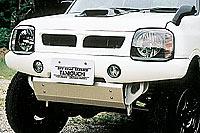 タニグチ製スズキジムニーJB23WFRPフロントバンパー(純正フォグランプ対応タイプ)定価\29,000(税別)