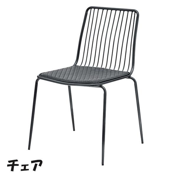 椅子 チェア スチール ソフトレザー レザー いす ダイニングチェア chair シンプル ナチュラル アンティーク オシャレ おしゃれ W52×D56.5×H83×SH47