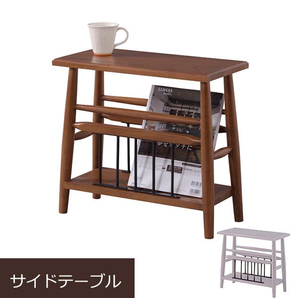 サイドテーブル テーブル 収納 木目 北欧 アイアン 天然木 隠れ収納 サイド インテリア 便利 オシャレ アイアン調 茶 ブラウン 白 ホワイト おしゃれ 可愛い かわいい かっこいい 人気 オススメ ウッドでオシャレな空間に サイドテーブル