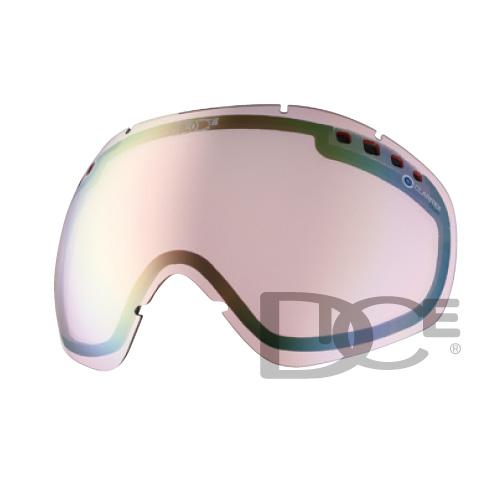 DICE ダイス スノーゴーグルスペア LJP0354 PSBR【ミラー PAF 撥水】2020-2021 交換レンズ スキー スノーボード アイウェア DICE公式ショップ スポーツ アウトドア ウインタースポーツ ゴーグル 日本製 レンズ単品