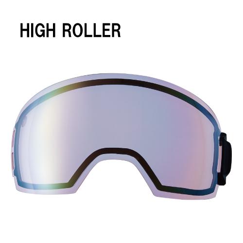 DICE ダイスゴーグルレンズ LHR-0354 PSBR【ミラー PAF 撥水】交換レンズ スキー スノーボード アイウェア DICE公式ショップ スポーツ アウトドア ウインタースポーツ ゴーグル 日本製