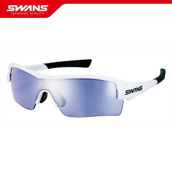 SWANS スワンズ サングラス STRIX H-0714 MAW ストリックス・エイチ 【ミラーレンズ UVカット サイクル ボールスポーツ アイウェア SWANS公式ショップ スポーツ アウトドア 自転車 ゴーグル】
