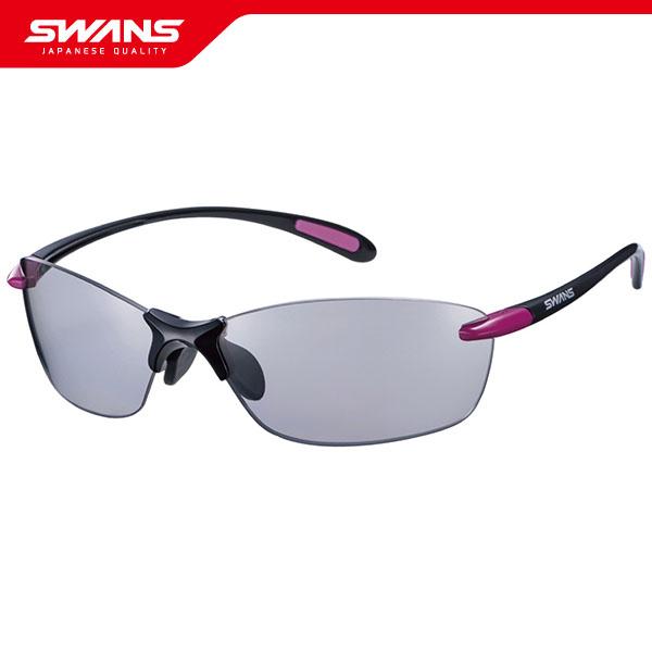 SWANS スワンズ サングラス SALF-0053 BK Airless Leaffit エアレス リーフフィット 【スポーツ アウトドア フィッシング 偏光サングラス レンズ 軽量モデル ウォーキング ドライブ 紫外線対策 SWANS公式ショップ】
