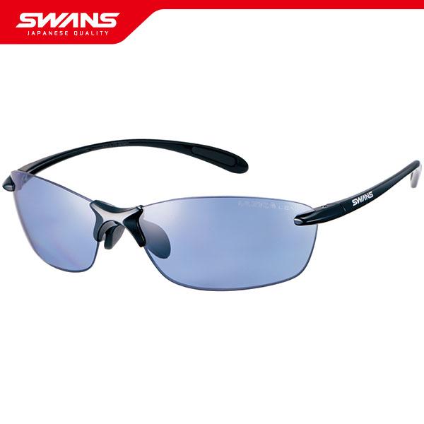 SWANS スワンズ サングラス SALF-0067 BK Airless Leaffit エアレス リーフフィット 【スポーツ アウトドア フィッシング 偏光サングラス レンズ 軽量モデル ウォーキング ドライブ 紫外線対策 SWANS公式ショップ】