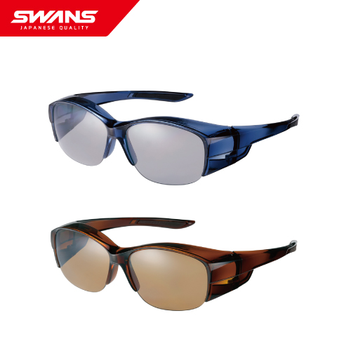 SWANS スワンズ サングラス OG5-0051 SCLA/ -0065 アイウェア BRCL SWANS オーバーグラス眼鏡の上に装着可能 BRCL【偏光レンズ UVカット 紫外線予防 ウォーキング アイウェア スポーツ アウトドア スポーツウエア シューズ ゴーグル 送料無料】, サカイミナトシ:6bedd431 --- sunward.msk.ru