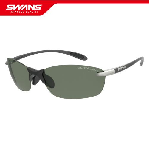 SWANS スワンズ サングラス SALF-0168 GMR Airless Leaffit エアレス リーフフィット 【スポーツ アウトドア フィッシング 偏光サングラス レンズ 軽量モデル ウォーキング ドライブ 紫外線対策 SWANS公式ショップ】