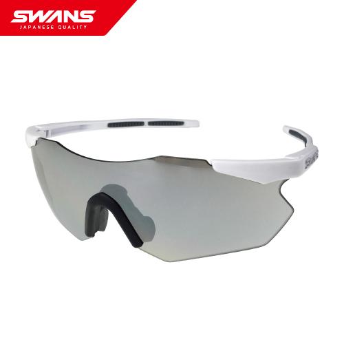 SWANS スワンズ サングラス Gullwing ORIGIN ガルウィング オリジンSC GU-0702 PAW 【ミラーレンズ UVカット アイウェア SWANS公式ショップ スポーツ ランニング アウトドア ウエア】