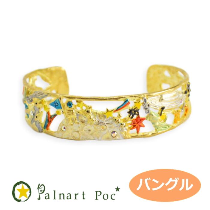 ラッピング無料 ブレス ブレスレット 腕輪 テレビで話題 ギフト プレゼント 実物 日本製 アクセサリー バングル Superior レディース Brough ブラフシューペリア オーケストラ PalnartPoc パルナートポック