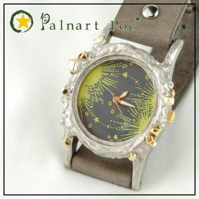 パルナートポック Palnart Poc ジオティック 腕時計(専用ボックス付き)錠部には細工がされています BroughSuperior ブラフシューペリア  p2p2
