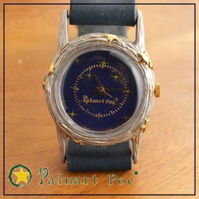 パルナートポック 腕時計 オデッセイ (専用ボックス付き)【Palnart Poc/パルナートポック】 送料無料 星 スター 流星 シンプル p2p2