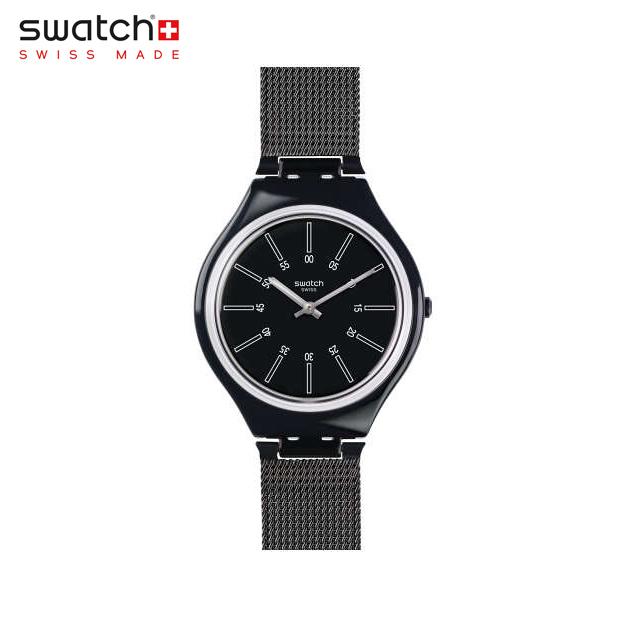 【公式ストア】Swatch スウォッチ SKINOTTE スキンノッテ SVOB100MSkin(スキン) Skin Regular(スキンレギュラー) 【送料無料】(素材)ベルト:ミラネーゼ ケース:プラスチックメンズ レディース 腕時計 人気 定番 プレゼント