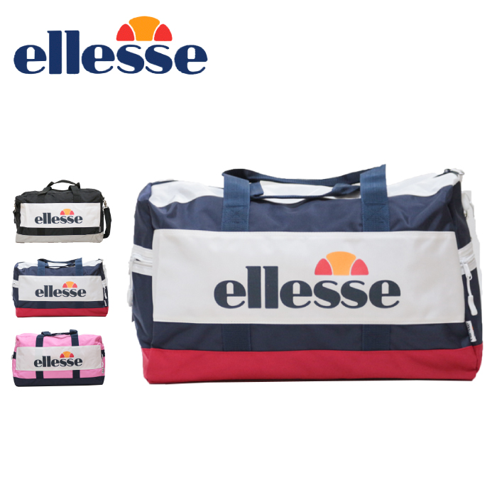 6e3e42f785d5 Take ellesse Boston bag shoulder bag 2way large-capacity lightweight  shoulder bag school excursion sports ...