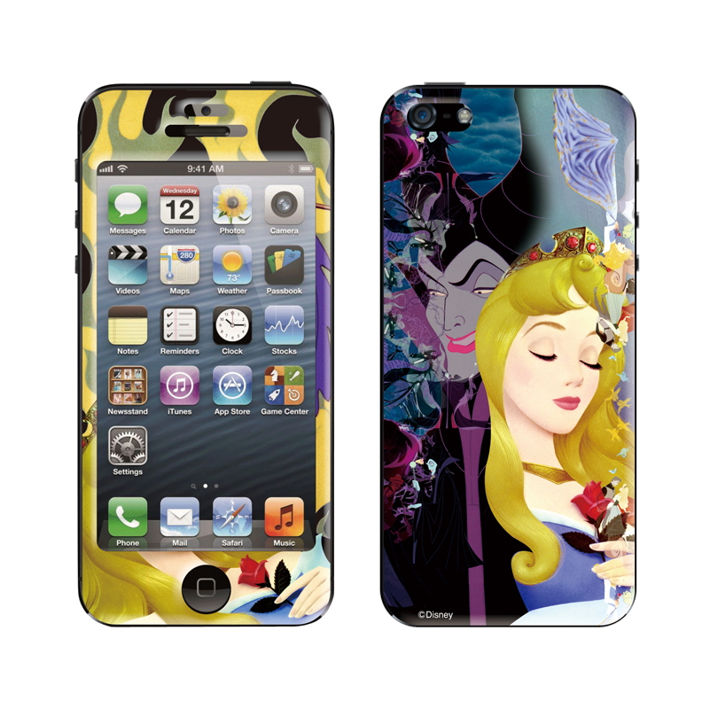 new style 046ed 790c9 ahcahcum (ahcahcum) x Gizmobies (gizmobees) /Nemujo to Majo sleeping beauty  maleficent Disney Princess iPhone5 iPhone5s case cover iPhone 5 smahocase  ...