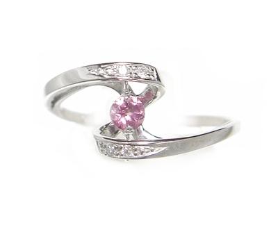 【予約】【ランキング4位】【ユラメキ】選べる&揺れるダイヤモンドリング【【デイリー,指輪-サファイア(3/31)】