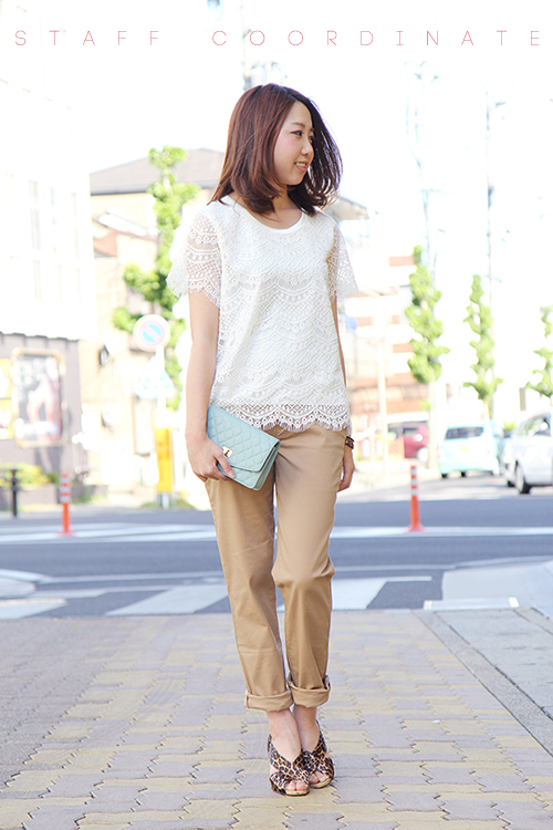 Lace lined pullover trend tops formal feminine women's Sweet &Sheep select RITA ◆ lace short sleeve tops