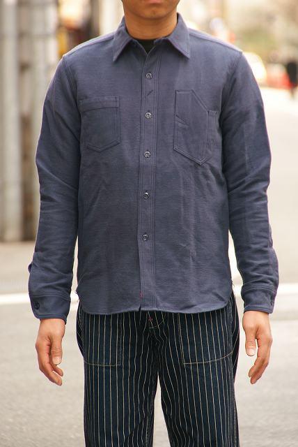 代引手数料・送料無料 JELADO (ジェラード) ワークシャツ AG13105