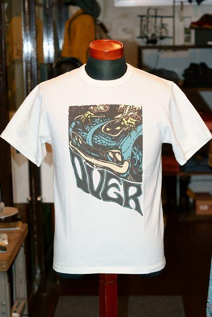 代引手数料・送料無料 DELUXEWARE (デラックスウエア) 半袖Tシャツ 7004