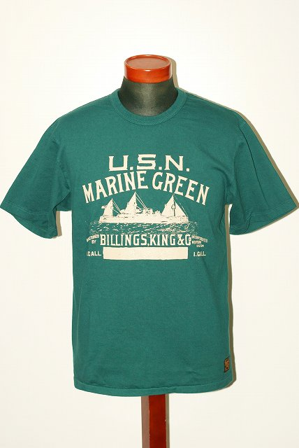 代引手数料・送料無料 DELUXEWARE (デラックスウエア) 半袖Tシャツ 6004