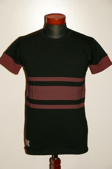 代引手数料・送料無料 Dapper's (ダッパーズ) ボーダーTシャツ 1247