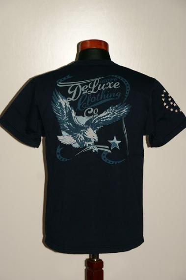 DELUXEWARE (デラックスウエア) 半袖Tシャツ BRG-19A