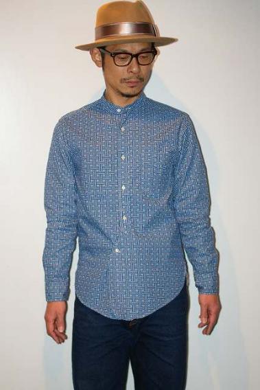 JELADO (ジェラード) 長袖ワークシャツ IP51133